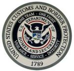 DHS Patch Border Patrol