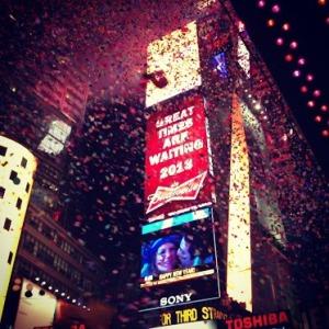 NYC_New Year's 2013 Elie Tahari